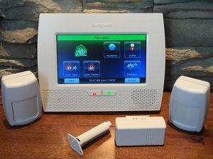 Système d'alarme Lynx 5210 Honeywell